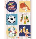 EWK1276 - All for men - Beer - Marianne Design