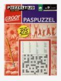 Groot Puzzelboek Paspuzzel