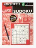 Groot Puzzelboek Sudoku